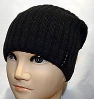 Флисовая мужская шапка