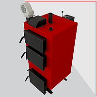 Котел длительного горения ALTEP KT-1E 15 кВт, фото 4