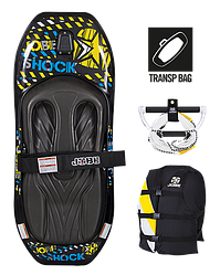 Коленный вейкборд (kneeboard) Jobe Shock Kneeboard Package ISO