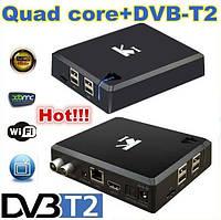 Android TV Box VenBOX ITV-K1 Quad-Core Amlogic S805 CPU, 1GB RAM, 8GB ROM With DVB-T2 Tuner