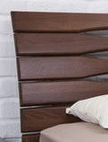 Двоспальне ліжко Марія з підйомним механізмом 140х200 см, фото 4