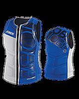 Спортивный страховочный жилет Progress Comp Vest Men Blue