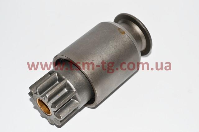 Бендикс стартера  QD2827DF-600 (10 зубов)