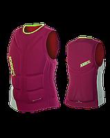 Мужской страховочный супер жилет Heat Dry Comp Vest Men Ruby