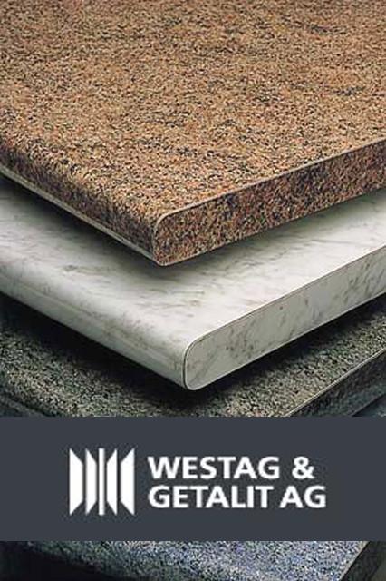 Столешницы Westag & Getalit (Германия)