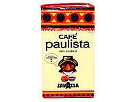 """Итальянский молотый кофе 100% Арабика """"Lavazza"""" Paulista 250 г"""