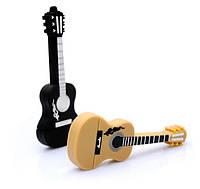 Флешка подарок Usb гитара  16 гб разные цвета