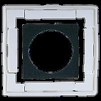 Комплект прокладок IP44 для розетки с заземлением, крышкой и защитными шторками белая VIKO Karre (90