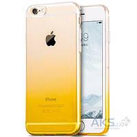 Чехол Hoco Black Gradient Series Apple iPhone 6 Plus, iPhone 6S Plus Yellow