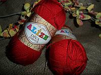 DİVA STRETCH (Дива стрейч)  106 красный