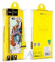 Чехол Hoco Element Series Mythology Mermaid Apple iPhone 6 Plus, iPhone 6S Plus Black