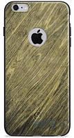 Чехол Hoco Element Series Wood Grain Apple iPhone 6 Plus, iPhone 6S Plus Brown