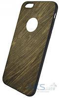 Чехол Hoco Element Series Wood Grain Apple iPhone 6 Plus, iPhone 6S Plus Yellow