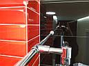 Угловая душевая кабина с дверью на стекле 900*900, фото 9