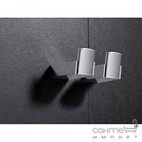 Аксессуары для ванной комнаты Gedy Крючок Gedy Kent 5527-13 (2шт.)