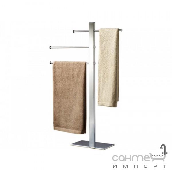 Аксессуары для ванной комнаты Gedy Стойка для полотенец Gedy Bridge 7631-13 хром
