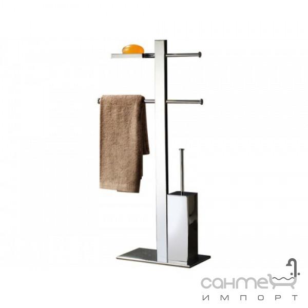 Аксессуары для ванной комнаты Gedy Стойка Gedy Bridge 7634-13 хром
