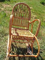 Кресло качалка Лубенчанка. , фото 1