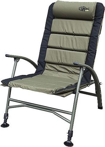 Кресло карповое Norfin Belfast