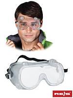 Очки защитные GOG-SPLASH T