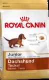 Сухой корм для щенков Royal Canin  DACHSHUND JUNIOR 1.5 кг
