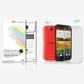 Защитная пленка Nillkin для HTC One SV C520e / One ST T528, ультрапрозрачная