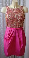 Платье женское летнее нарядное River Island р.44 6421а, фото 1
