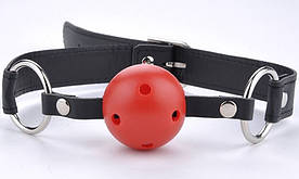 Кляп мяч БДСМ