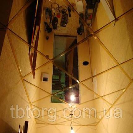 Золоті стелі в квартирі, плитка 600х600, фото 2