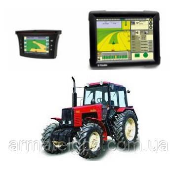 Система параллельного вождения для трактора МТЗ