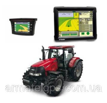 Система параллельного вождения для трактора CASE