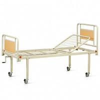 Кровать функциональная двухсекционная с медицинским матрасом, OSD-93V+OSD-90V-Mat-80, OSD (Италия)