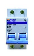 Автоматичний вимикач АСКО 2п 25А