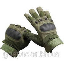 Тактические перчатки Oakley.Олива.