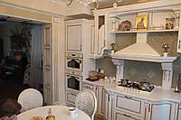 Кухня с дуба