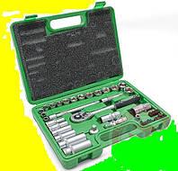 Набор инструмента 39 единиц INTERTOOL ET-6039