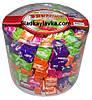 Жевательная конфета Fruttino Ассорти Банка 200 шт (TAYAS)