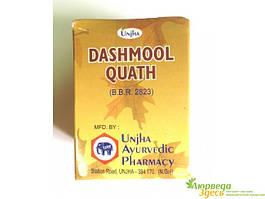 Дашмула в порошке чурна, Дашамула чурна, Dashmul kwath UNJHA, приводит в норму гормональные органы