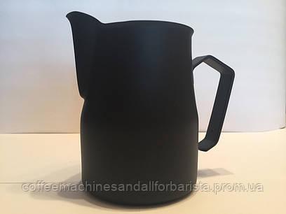 Питчер Motta Professionale 750мл(черный)