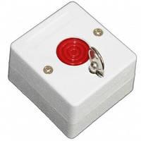 Тревожная кнопка HO-01 для охранной сигнализации (другое название : ART-483, РВ-1)