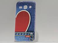 Чехол для смартфона Samsung G350H DS Galaxy Advance Джинс Сердце