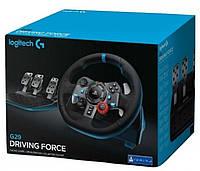 Руль Logitech G29 Driving Force Race Wheel ps4 ps3