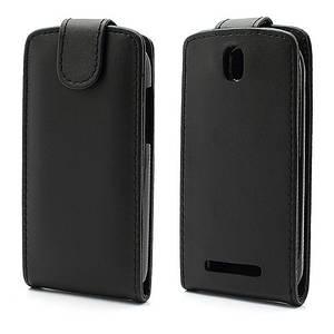 Чехол книжка  для HTC One SV C520e / One ST T528t, Вертикальный флип