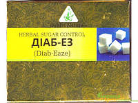 Диаб-Ез, Diab-Eaze Dehlvi Naturals, контроль уровня сахара в крови