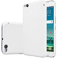 Чехол Nillkin для HTC One X9 белый (+плёнка)