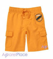 Gymboree Шорты с карманами желтые