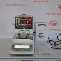Весы-влагомеры ADGS200 (AXIS)