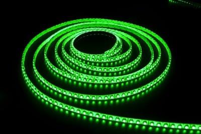 Светодиодная лента smd 3528 120д/м IP65 зеленый