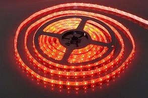 Светодиодная лента smd 3528 120д/м IP22 красный, фото 2