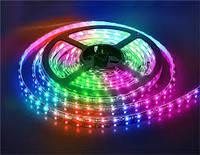 Светодиодная лента smd 3528-56д.\м(RGB)